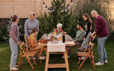 3 Ways to Have an Insect-Free Backyard Party