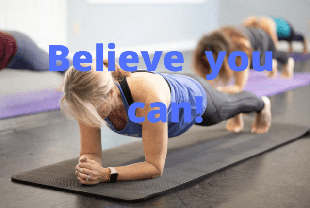 4 Steps to Staying Motivated!
