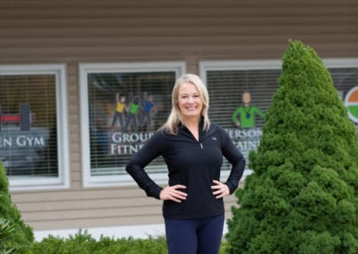 Patricia Mcintyre perfect fit health and fitness owner