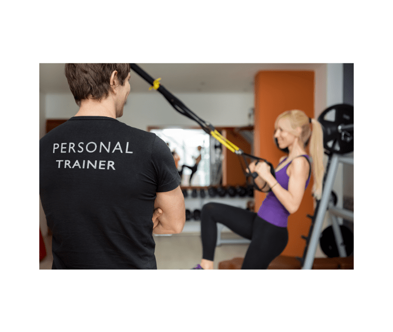 What to expect when working with a Personal Trainer