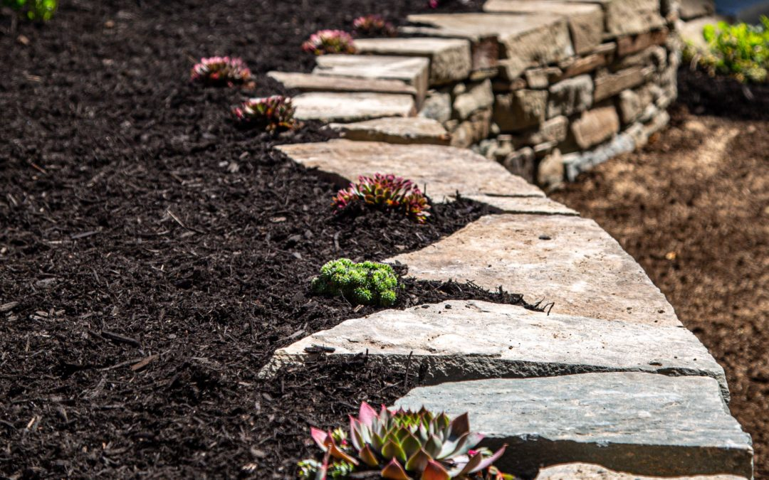 Landscaping Meets Hardscaping