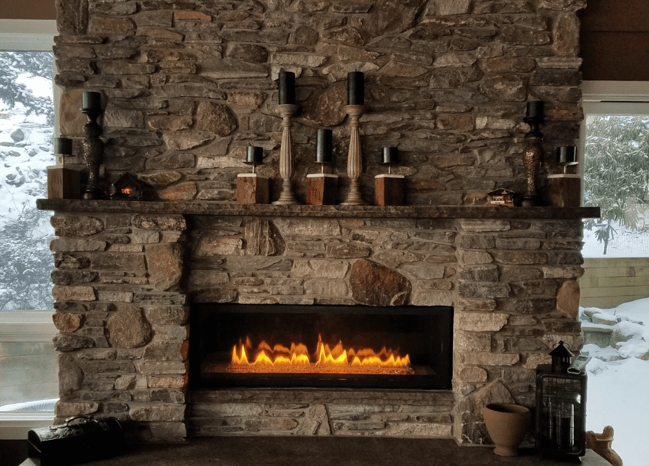 5 Fireplace Mantel Design Ideas for a Cozy Home This Winter